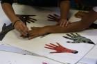 Detail Outback Arts Workshop