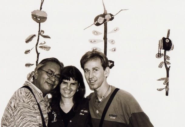 Gary Lee, Myself and Maurice O'Riodan