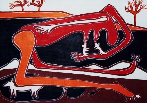 Dingo Woman II