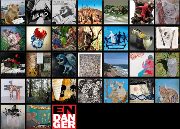 En-Dangered Art Auction
